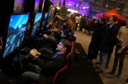 RaceSim1 Virtual Sim Racing Arcade - The Gentlemen Expo Event - November 24-25, 2017 - 10