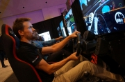 RaceSim1 Virtual Sim Racing Arcade - The Gentlemen Expo Event - November 24-25, 2017 - 11