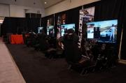 RaceSim1 Virtual Sim Racing Arcade - The Gentlemen Expo Event - November 24-25, 2017 - 12