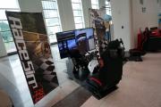 RaceSim1 Virtual Sim Racing Arcade - Honda Indy Toronto Event - July 15, 2017 - 02
